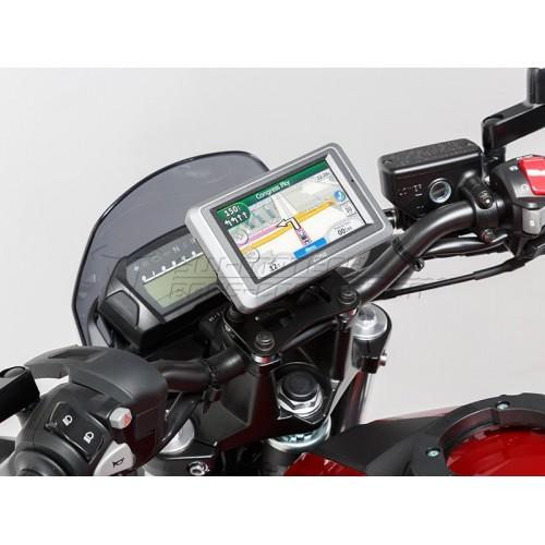 SW-MOTECH GPS Mount - Honda NC 700 X