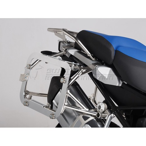 SW-MOTECH TraX® EVO Sidecase Adapter Kit for1200 GSA