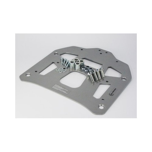 Top Box Adaptor Plate XL 650 V / A-Twin / XL 1000 V - 98-02