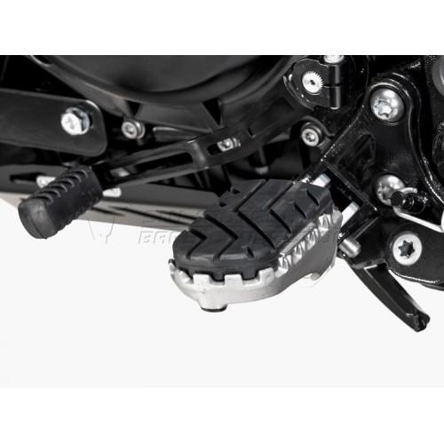 SW-MOTECH Wide Footpeg Kit - BMW F700/800GS