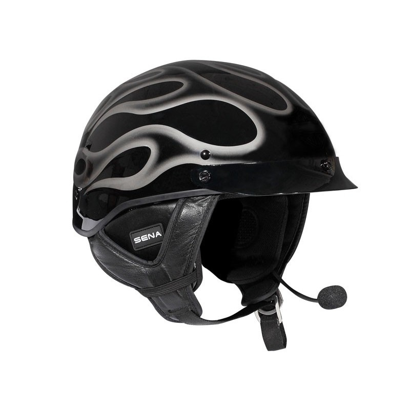 6b9c6e4e403 Sena SPH10H-01 for half helmets - GPS 4 Africa