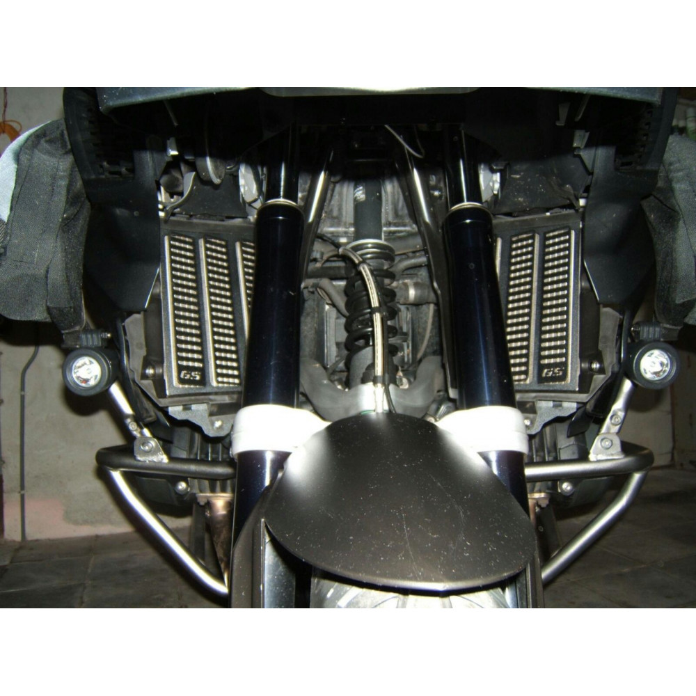 Made In South Africa BMW R1200 GSA GoGravel Radiator Guards for Motorcycle BMW R1200 GS