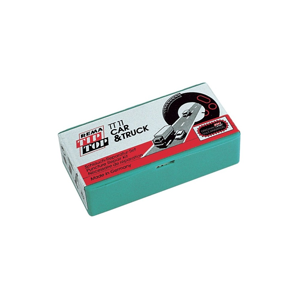"No. 3 rema tip top tube patch repair (2"", 51mm) round (30 per box."