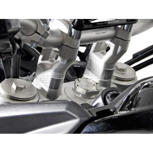 SW-MOTECH Handlebar Riser for Triumph Tiger 800 / XC (11-) 20 mm