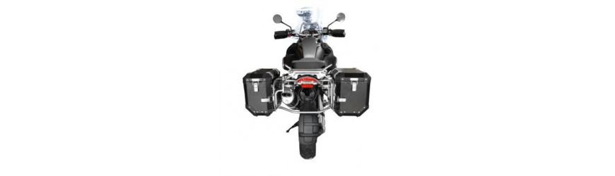 Panniers and Adapter Kits
